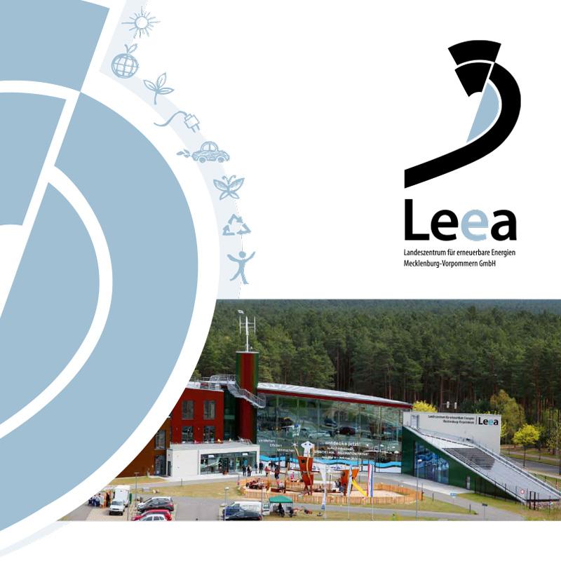 Imagebroschüre Leea MV GmbH Vorschaubild
